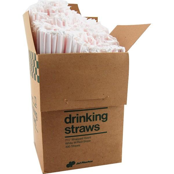 straws, frills, picks, cutlery