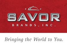 Savor.logo.world